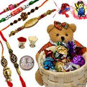 Buy Rakhi Online | Send Rakhi Online to India | Rakhi n Gifts 2017