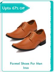 Men's Formal Shoes Online India