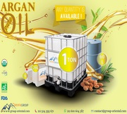 Argan Oil in Bulk 100% certified