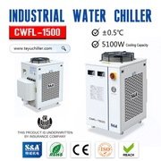 S&A laser water chiller CWFL-1500