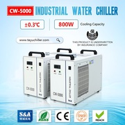 S&A refrigeration water chiller CW-5000 with compact design