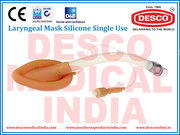 Disposable Laryngeal Mask Airway Manufacturers and Exporter India